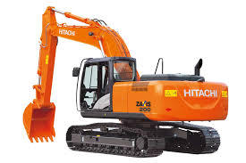 Hitachi Zaxis 200 Fitter With Remote Control System